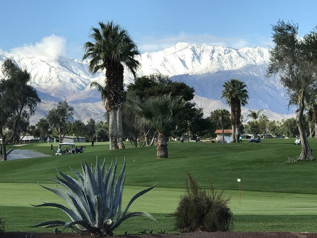 Palm Springs Palm Desert Country Clubs